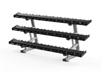 Magnum Series 15-Pair Pro-Style Dumbbell Rack MG-A515