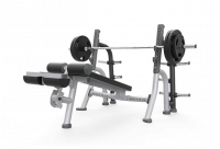 Magnum Series Olympic Decline Bench MG-A680
