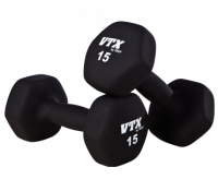 Neoprene Dumbbells - 7 lbs